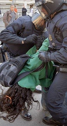 Violència policial