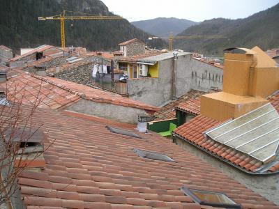 yo que vivia tan feliz en un tejado